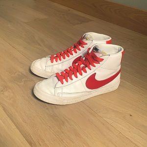 ✨ CUSTOM ✨ Nike Blazer High Top Sneakers
